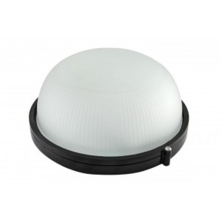 TDM светильник НПБ1101 черный/круг 100W IP54 SQ0303-0025