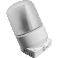 Светильник электрический для бани, керамический, угловой, влагозащищенный, термостойкий