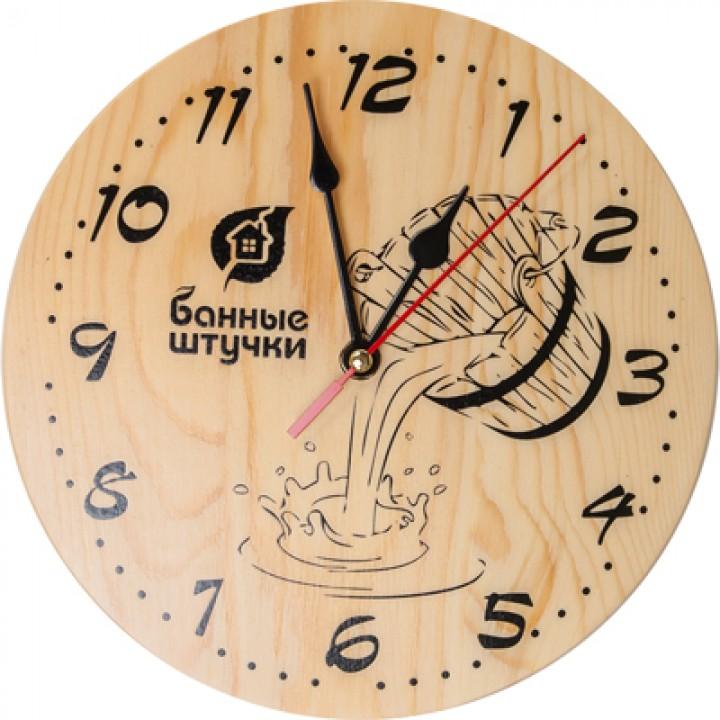Часы кварцевые в предбанник