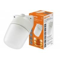 TDM светильник НПБ400-1 баня/сауна белый наклонный 60W IP54 керам. осн/жаропрочн. стекло SQ0303-0049