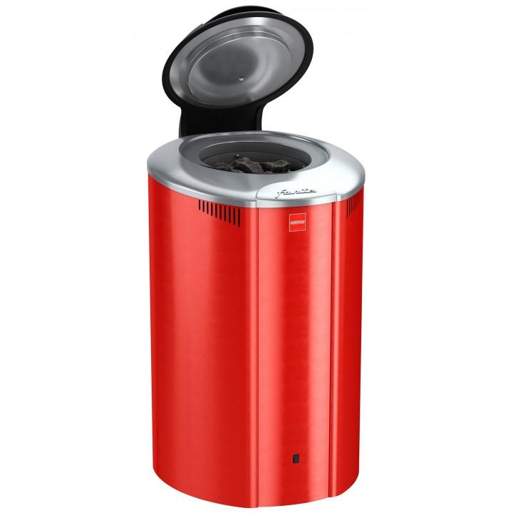 Печь для сауны Harvia FORTE AF6 red с выносным пультом