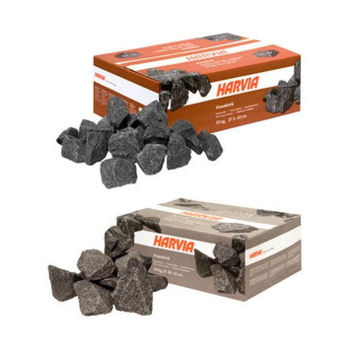 Камни Harvia для сауны.