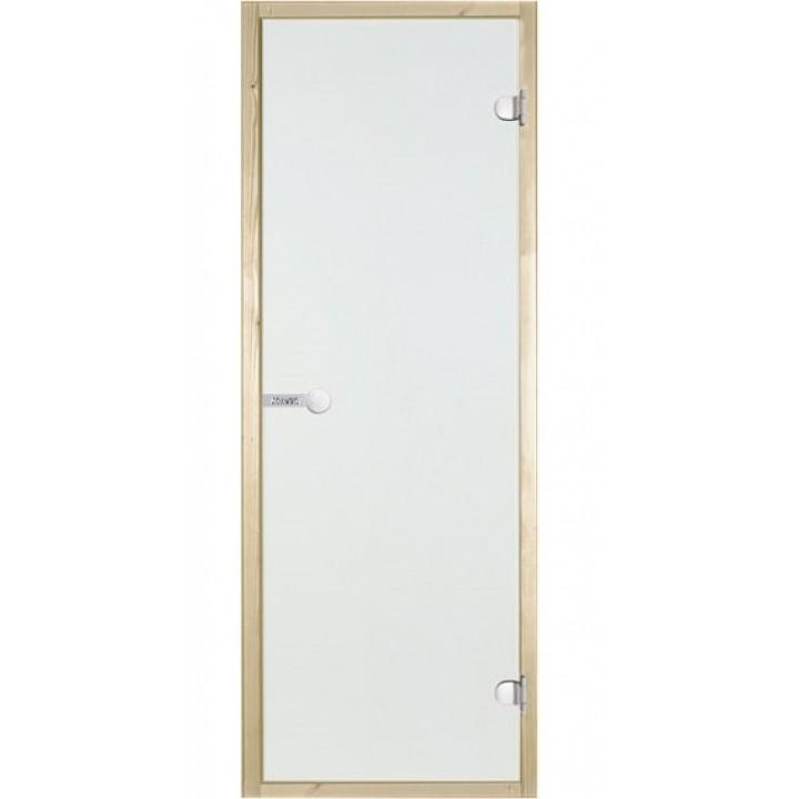 Дверь для сауны Harvia STG 7x19 SA, коробка ольха