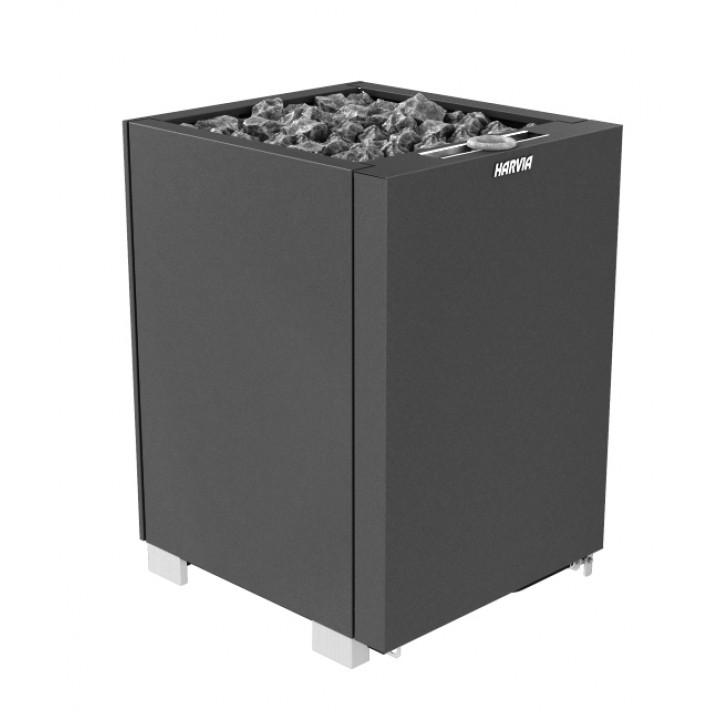 Печь для сауны HARVIA Modulo MD180SA black